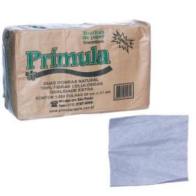 papel toalha interfolha creme