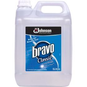 Cera para Pisos Bravo Classic Incolor – 5 Litros